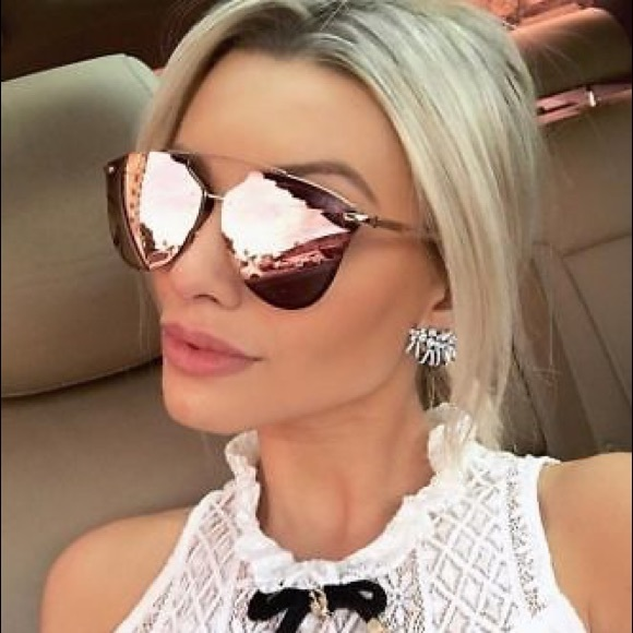 6395174c58 Dior Accessories - Dior reflected prism pink mirrored sunglasses